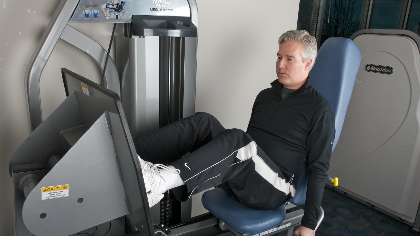 HiHigh Intensity Strength Training